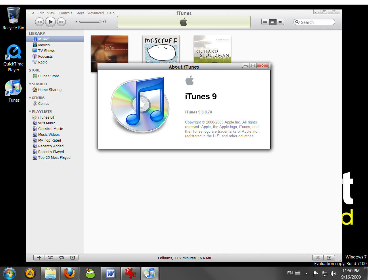 Itunes software free download for windows 7